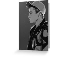 Eggsy Greeting Card