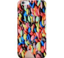 Colourful M & M iPhone Case/Skin