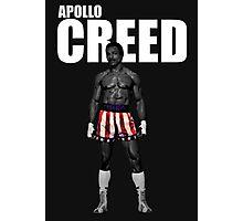 APOLLO CREED Photographic Print
