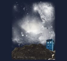 MySpace - Tardis by ric3188