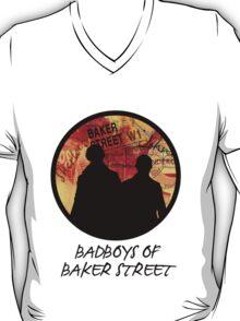 Bad Boys of Baker Street Modern Edition (Black) T-Shirt