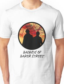 Bad Boys of Baker Street Modern Edition (Black) T-Shirt
