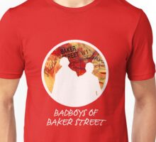 Bad Boys of Baker Street Modern Edition (White) Unisex T-Shirt