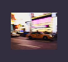 New York City, Taxi at Times Square Unisex T-Shirt