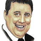 Peter Kay by Margaret Sanderson