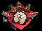 Gingerbread Christmas Trees & Mint Creams by patjila