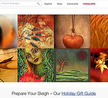 10 December 2011 by The RedBubble Homepage