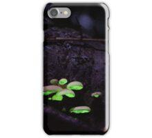 Glowing Mushrooms iPhone Case/Skin