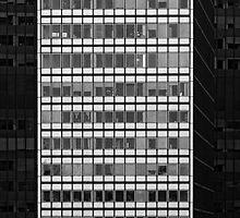 Office Building Lower Manhattan NYC by Robert Ullmann