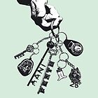 The Redneck Manifesto Whelan's Concert Poster  by M&E  Design