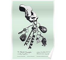The Redneck Manifesto Whelan's Concert Poster  Poster