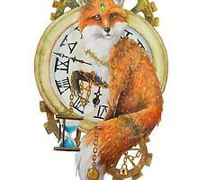 Fox; Keeper of Time by Valerie Flynn