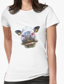 Nosy Cow Womens Fitted T-Shirt