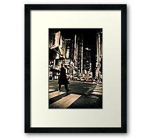 ''Broadway'' Framed Print
