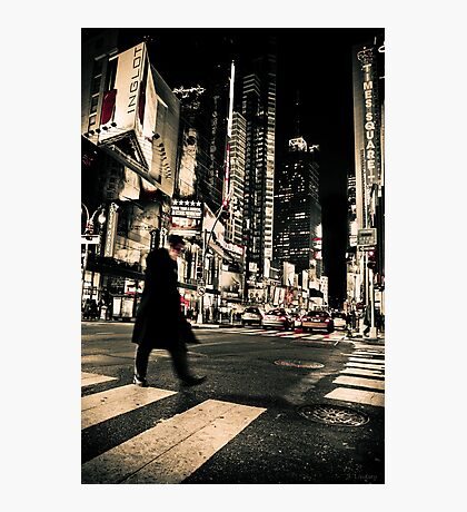 ''Broadway'' Photographic Print