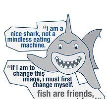 The Shark's Pledge by timqmouse