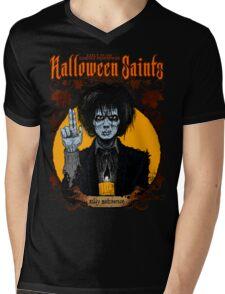 Halloween Saints: Billy Butcherson Mens V-Neck T-Shirt