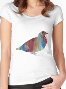 Partridge  Women's Fitted Scoop T-Shirt