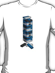 Jenga Fett T-Shirt