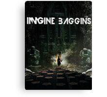 Imagine Baggins Canvas Print