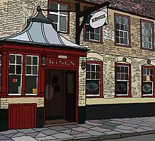 Kings pub  by Daisy Brooke