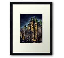The Overseer Framed Print