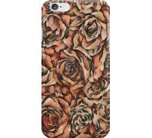 Paper Rosies iPhone Case/Skin