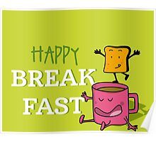 Happy Breakfast - 2 Poster
