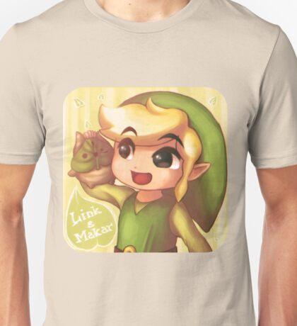 Legend of Zelda: Wind Waker buddies Unisex T-Shirt