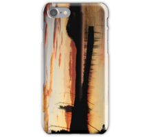 Sunset Over Calm Waters iPhone Case/Skin