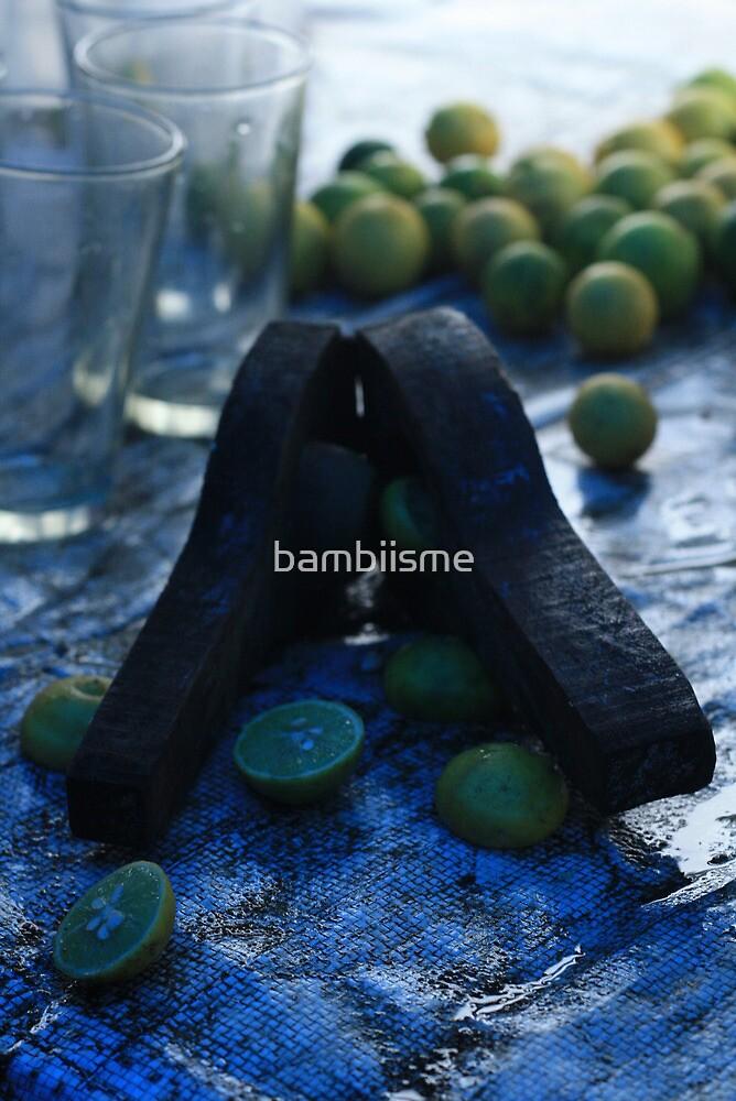 Lemonade Indian Style! by bambiisme