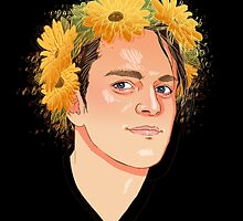 Dallon flower crown  by spencejsmith