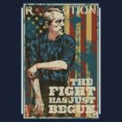 Ron Paul The Fight Has Just Begun by LibertyManiacs