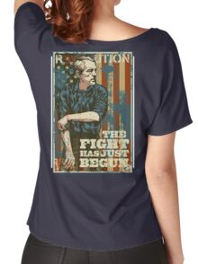 Ron Paul The Fight Has Just Begun Women's Relaxed Fit T-Shirt
