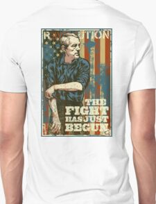 Ron Paul The Fight Has Just Begun T-Shirt