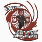 Dr Who Agent 0011 by ixrid