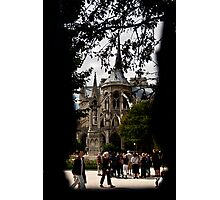 Notre Dame,Paris. Photographic Print