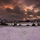 Castlerigg Winter Sunrise by Brian Kerr