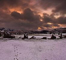 Castlerigg Winter Sunrise by Brian Kerr