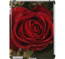 Red Rose iPad Case/Skin