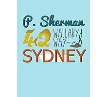 P. Sherman 42 Wallaby Way Sydney Photographic Print