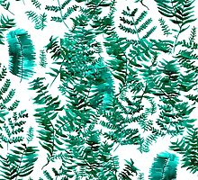 Forest of Ferns by Ali J
