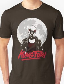 Kung Fury - Moon T-Shirt