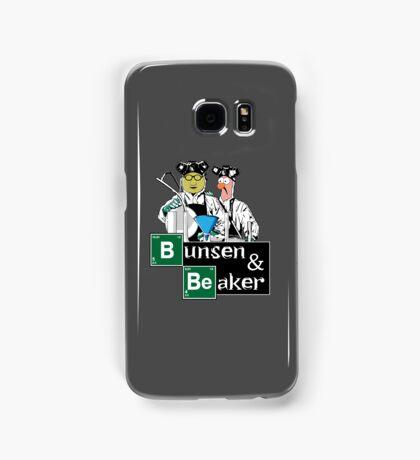 Bunsen & Beaker Samsung Galaxy Case/Skin