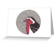 Early Morning Bird Greeting Card