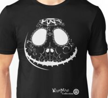 Candy Jack - White Unisex T-Shirt