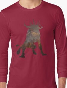 The Witcher 3 - Fiend Long Sleeve T-Shirt