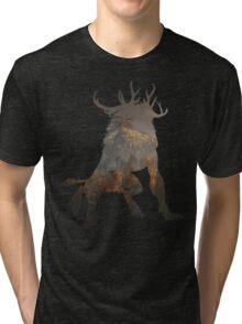 The Witcher 3 - Fiend Tri-blend T-Shirt
