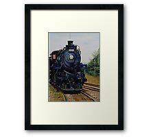 CP Engine 1201 Framed Print