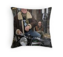 Pickering 40's Weekend (05) Throw Pillow